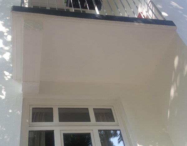 Fassadengestaltung
